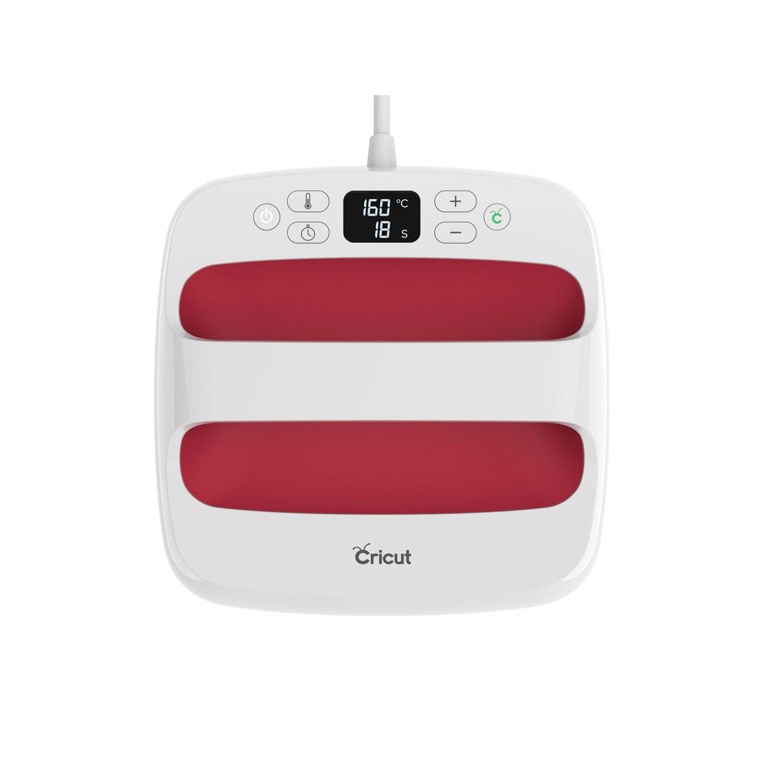 """Cricut EasyPress™ 2, Raspberry  - 9"""" x 9"""""""