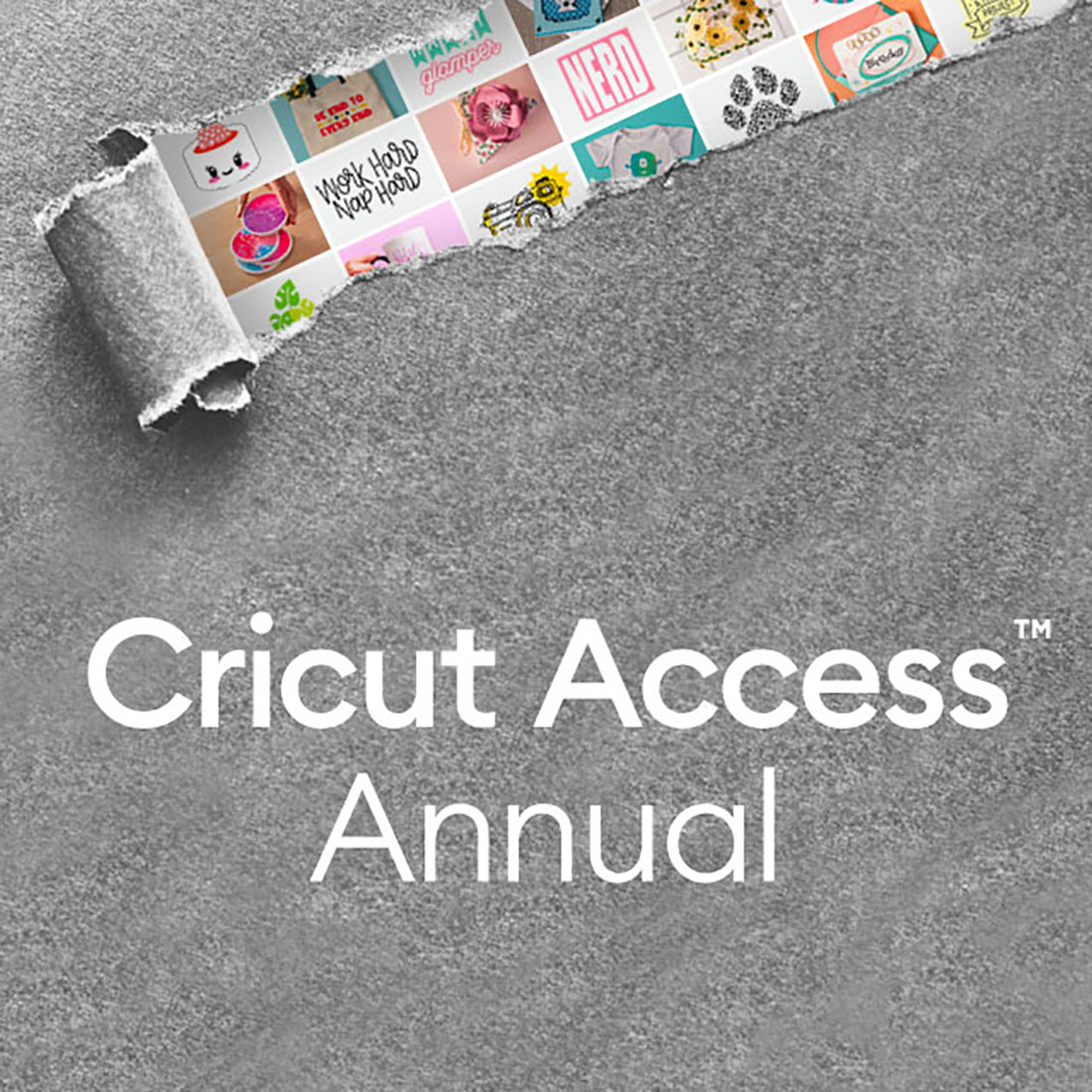 Cricut Access Annual Subscription