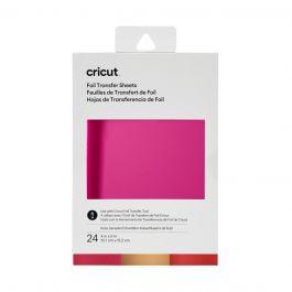 Folien-Transferfolie Cricut Blatt Juwelen-Probepackung 24 ct