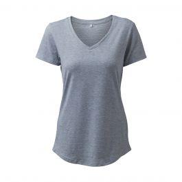 Women's Fitted T-Shirt Blank, V-Neck