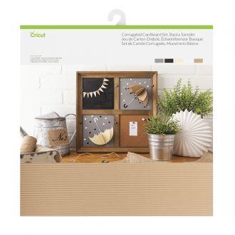Corrugated Cardboard Sampler, Basics