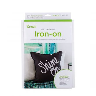 Iron-On Starter Kit
