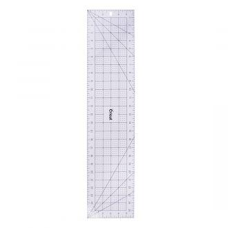 "Acrylic Ruler, Lilac - 6"" x 26"""