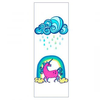Iron-On Designs™, Rainbow Rain (LG)