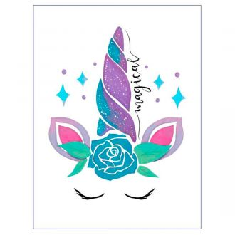 Cricut Iron-On Designs™, Magical Unicorns (LG)