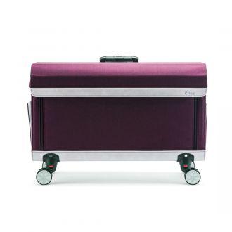 Cricut Rolling Craft Tote, Purple