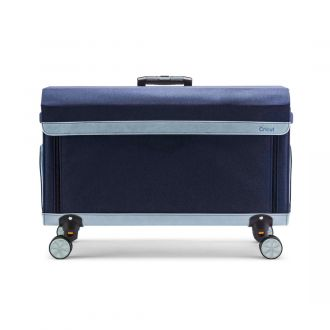 Cricut Rolling Craft Tote, Navy