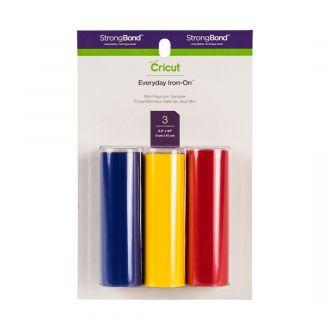Cricut® Everyday Iron-On™Mini Sampler, Playroom