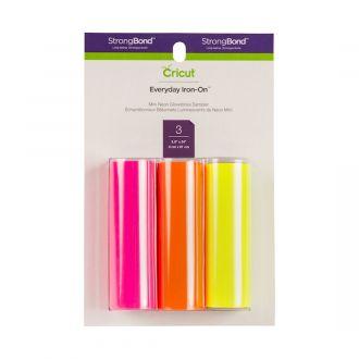 Cricut® Everyday Iron-On™Mini Sampler, Neon Glowsticks