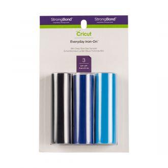 Cricut® Everyday Iron-On™Mini Sampler, Deep Blue Sea