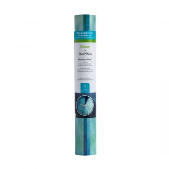 Premium Vinyl™ Patterned Sampler, Aquamarine – Removable