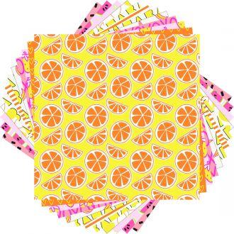 Deluxe Paper, Rad & Happy Hello Sunshine