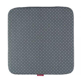 """Cricut EasyPress® Mat, 14"""" x 14"""", Decorative Polka Dots, Rose/Lilac"""
