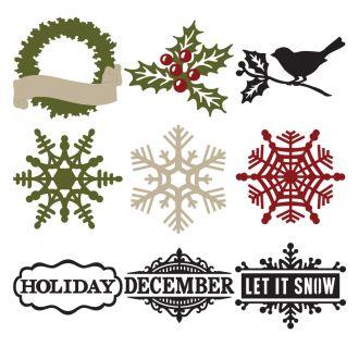 Teresa Collins December 25th Digital Set