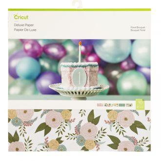 Deluxe Paper, Floral Bouquet
