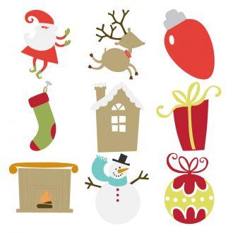 Christmas Cheer Digital Set