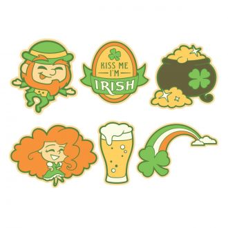 St. Patrick's Day Digital Set