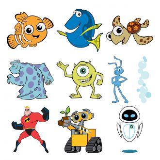 DisneyLicensed DesignsImages & Fonts