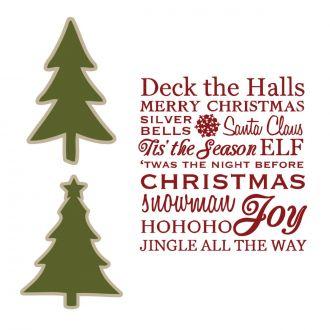 Christmas Collage Digital Set