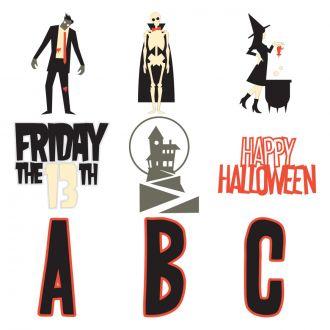 HalloweenHolidays & SeasonsImages & Fonts