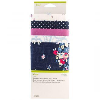 Designer Fabric Sampler, Blue Carolina