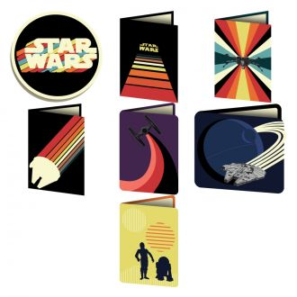 Digital Image Set, Star Wars™ - Nostalgia Cards