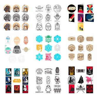 Star Wars™ Digital Image Bundle