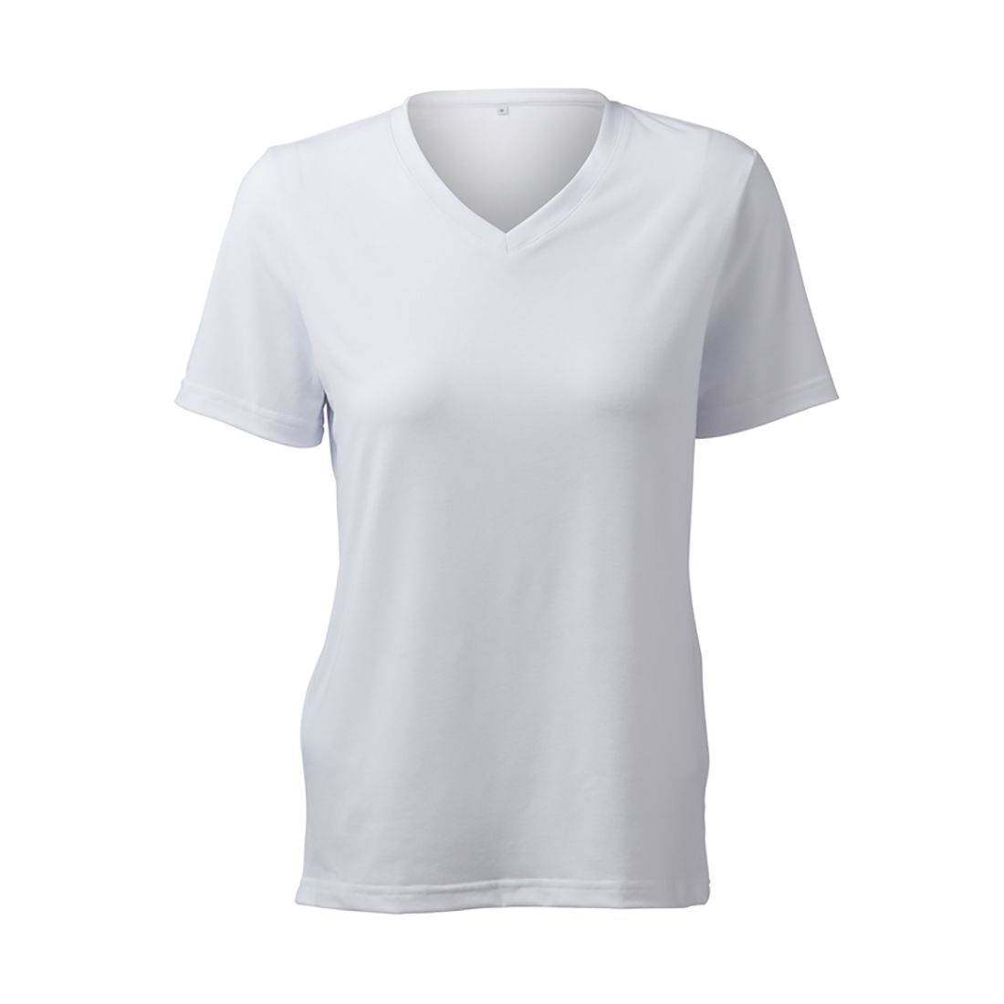 Women's T -Shirt Blank, V -Neck
