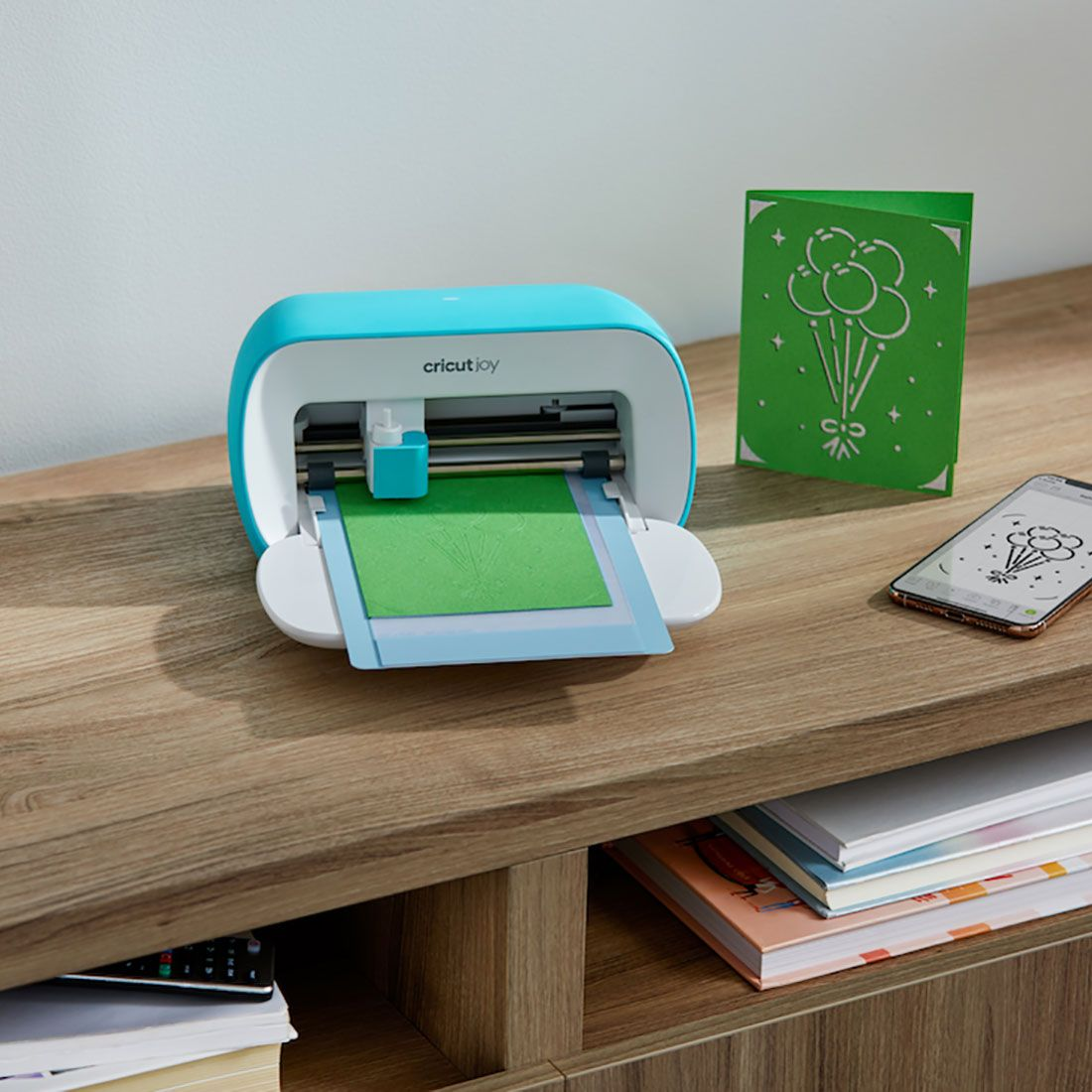 Most Compact and Portable Cricut Machine: Cricut Joy