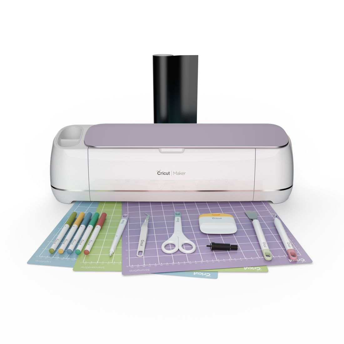 Cricut Maker® + Essentials Bundle, Lilac