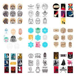 Star Wars™ Digital Image Bundle