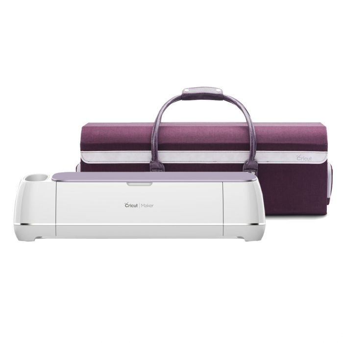 Maker®, Lilac & Machine Tote Bundle