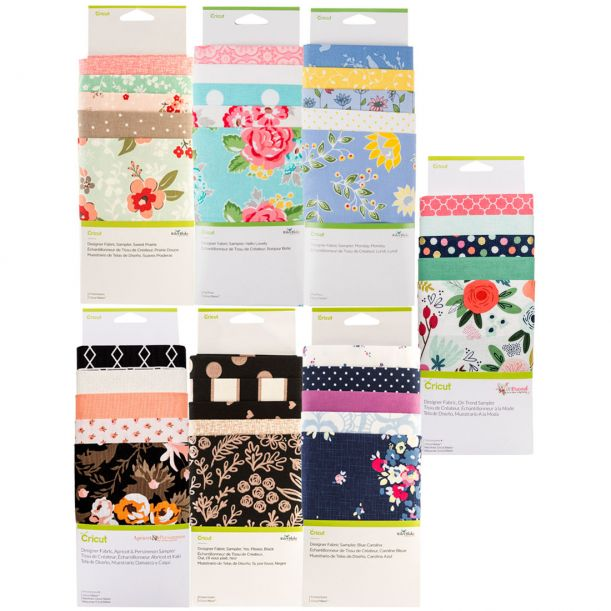 Cricut Fabric Bundle